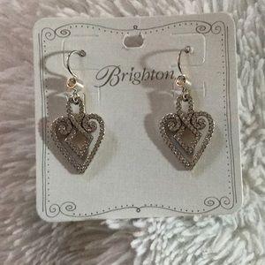 NWT 🤩 Brighton Tamal Sparkle drop earrings 🤩